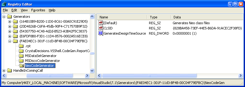 c# write registry key hkey_local_machine